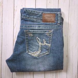 Maurice's Original Boot Cut Jeans-Size 11/12 Short